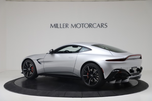 New 2020 Aston Martin Vantage Coupe for sale $207,072 at Alfa Romeo of Greenwich in Greenwich CT 06830 5