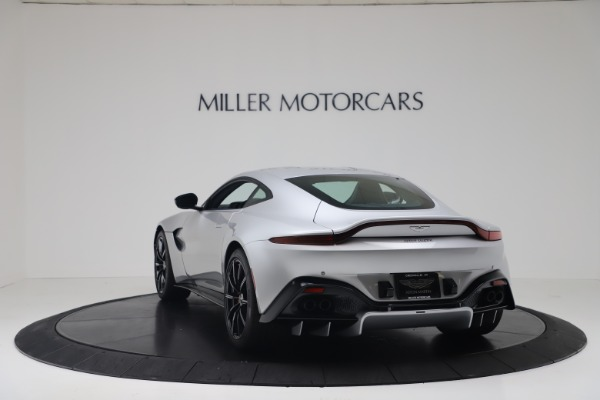 New 2020 Aston Martin Vantage Coupe for sale $207,072 at Alfa Romeo of Greenwich in Greenwich CT 06830 6