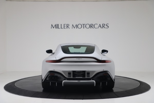 Used 2020 Aston Martin Vantage Coupe for sale $207,072 at Alfa Romeo of Greenwich in Greenwich CT 06830 7