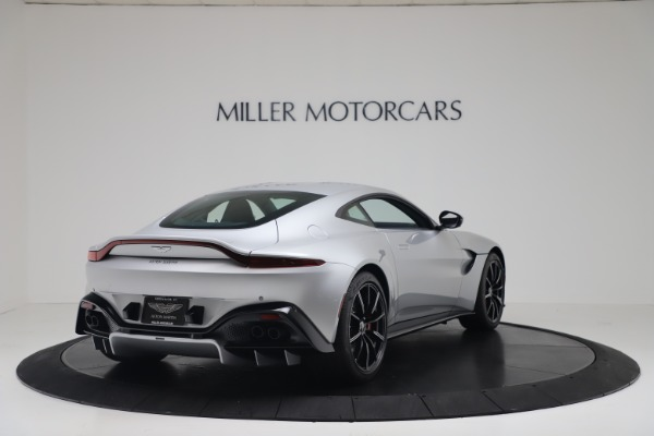 New 2020 Aston Martin Vantage Coupe for sale $207,072 at Alfa Romeo of Greenwich in Greenwich CT 06830 8
