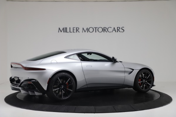 New 2020 Aston Martin Vantage Coupe for sale $207,072 at Alfa Romeo of Greenwich in Greenwich CT 06830 9