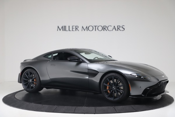New 2020 Aston Martin Vantage Coupe for sale $193,154 at Alfa Romeo of Greenwich in Greenwich CT 06830 11