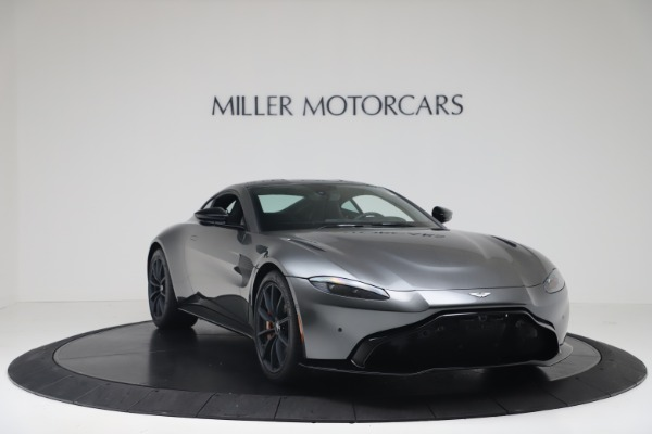 New 2020 Aston Martin Vantage Coupe for sale $193,154 at Alfa Romeo of Greenwich in Greenwich CT 06830 12