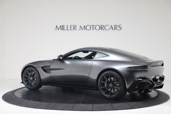 New 2020 Aston Martin Vantage Coupe for sale $193,154 at Alfa Romeo of Greenwich in Greenwich CT 06830 5