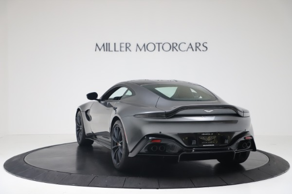 New 2020 Aston Martin Vantage Coupe for sale $193,154 at Alfa Romeo of Greenwich in Greenwich CT 06830 6
