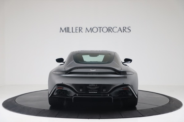 New 2020 Aston Martin Vantage Coupe for sale $193,154 at Alfa Romeo of Greenwich in Greenwich CT 06830 7