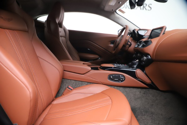 New 2020 Aston Martin Vantage Coupe for sale Sold at Alfa Romeo of Greenwich in Greenwich CT 06830 18