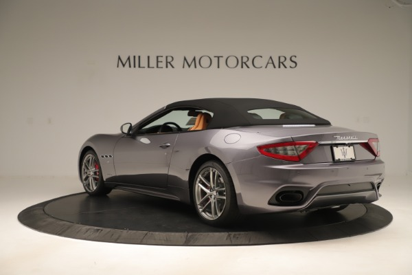 New 2019 Maserati GranTurismo Sport Convertible for sale Sold at Alfa Romeo of Greenwich in Greenwich CT 06830 15