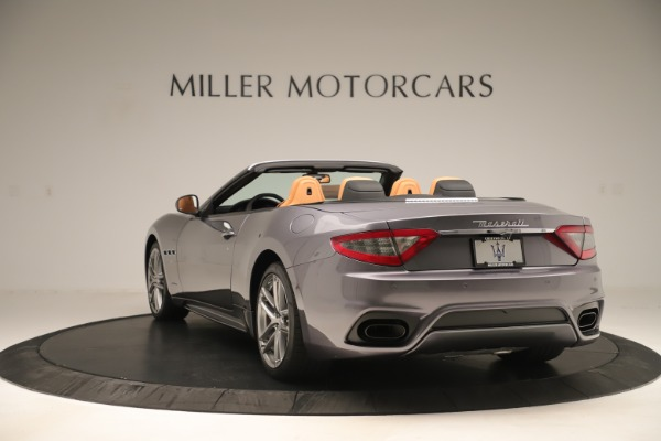 New 2019 Maserati GranTurismo Sport Convertible for sale Sold at Alfa Romeo of Greenwich in Greenwich CT 06830 5