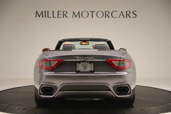 New 2019 Maserati GranTurismo Sport Convertible for sale Sold at Alfa Romeo of Greenwich in Greenwich CT 06830 6