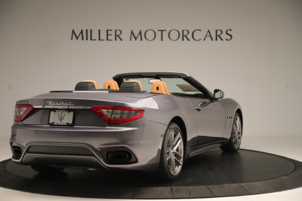 New 2019 Maserati GranTurismo Sport Convertible for sale Sold at Alfa Romeo of Greenwich in Greenwich CT 06830 7