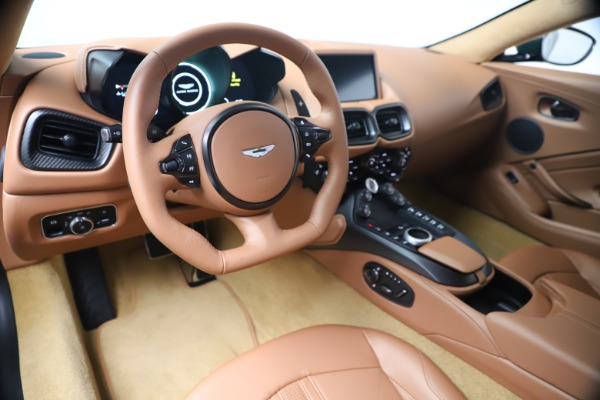 Used 2020 Aston Martin Vantage Coupe for sale Sold at Alfa Romeo of Greenwich in Greenwich CT 06830 13