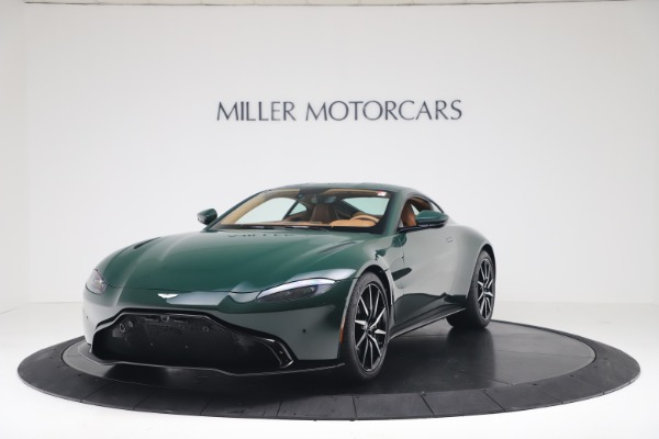 Used 2020 Aston Martin Vantage Coupe for sale Sold at Alfa Romeo of Greenwich in Greenwich CT 06830 3