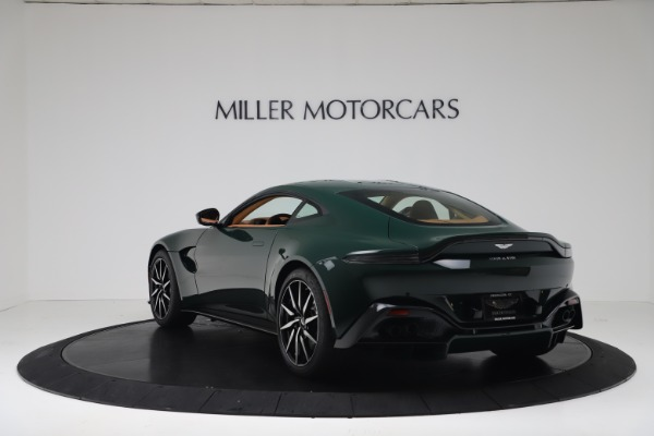 Used 2020 Aston Martin Vantage Coupe for sale Sold at Alfa Romeo of Greenwich in Greenwich CT 06830 6