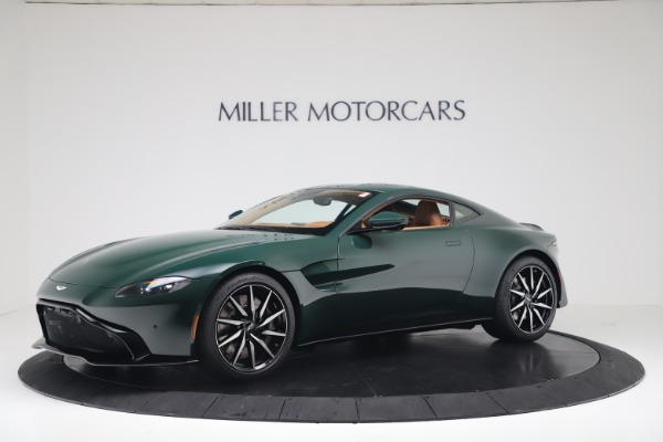 Used 2020 Aston Martin Vantage Coupe for sale Sold at Alfa Romeo of Greenwich in Greenwich CT 06830 1