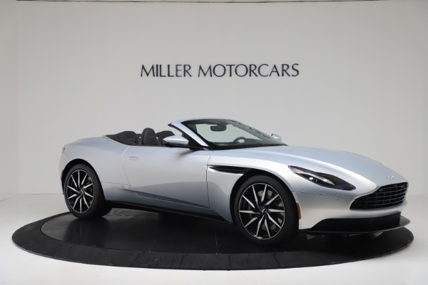 New 2020 Aston Martin DB11 V8 for sale Sold at Alfa Romeo of Greenwich in Greenwich CT 06830 11