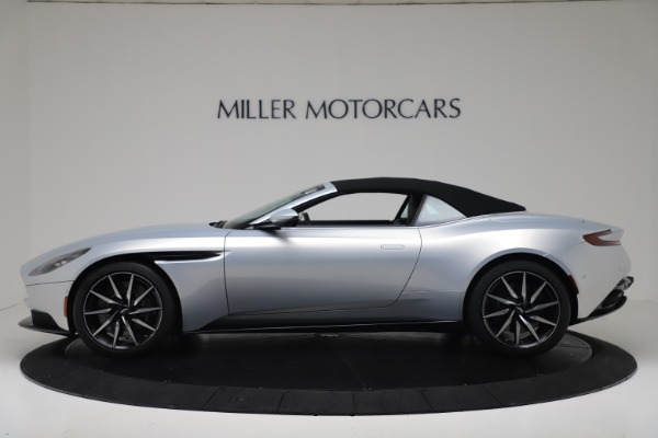 New 2020 Aston Martin DB11 V8 for sale Sold at Alfa Romeo of Greenwich in Greenwich CT 06830 14