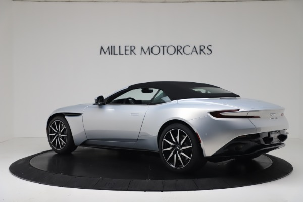 New 2020 Aston Martin DB11 V8 for sale Sold at Alfa Romeo of Greenwich in Greenwich CT 06830 15