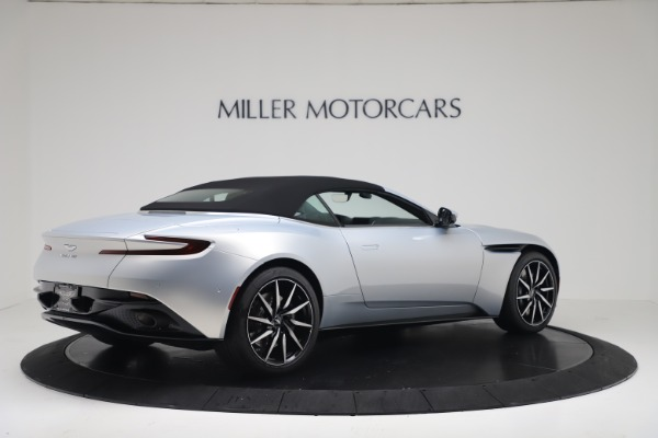 New 2020 Aston Martin DB11 V8 for sale Sold at Alfa Romeo of Greenwich in Greenwich CT 06830 16