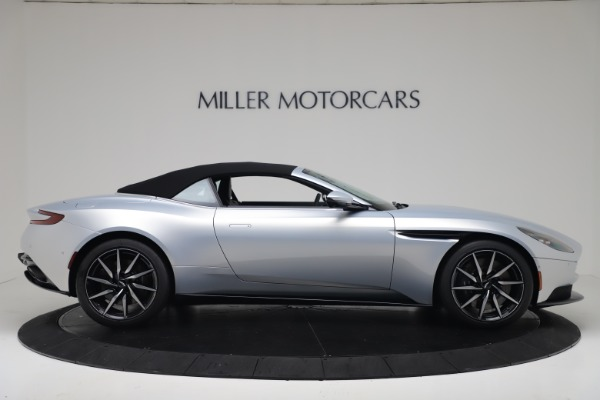 New 2020 Aston Martin DB11 V8 for sale Sold at Alfa Romeo of Greenwich in Greenwich CT 06830 17