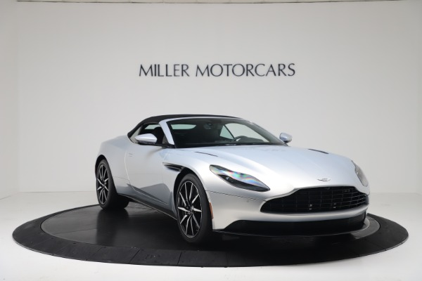 New 2020 Aston Martin DB11 V8 for sale Sold at Alfa Romeo of Greenwich in Greenwich CT 06830 18