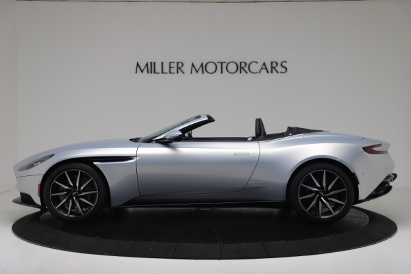 New 2020 Aston Martin DB11 V8 for sale Sold at Alfa Romeo of Greenwich in Greenwich CT 06830 4