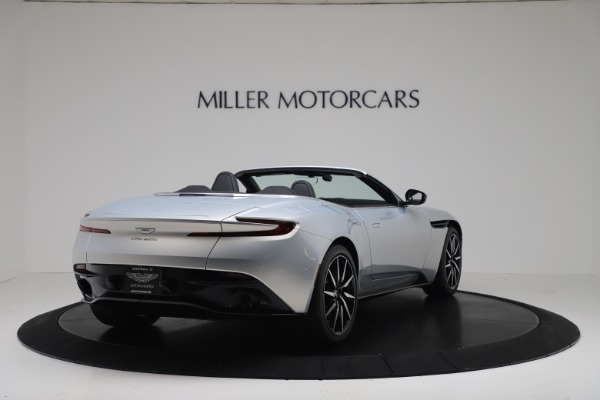 New 2020 Aston Martin DB11 V8 for sale Sold at Alfa Romeo of Greenwich in Greenwich CT 06830 8