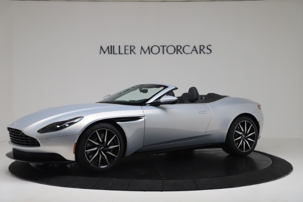 New 2020 Aston Martin DB11 V8 for sale Sold at Alfa Romeo of Greenwich in Greenwich CT 06830 1