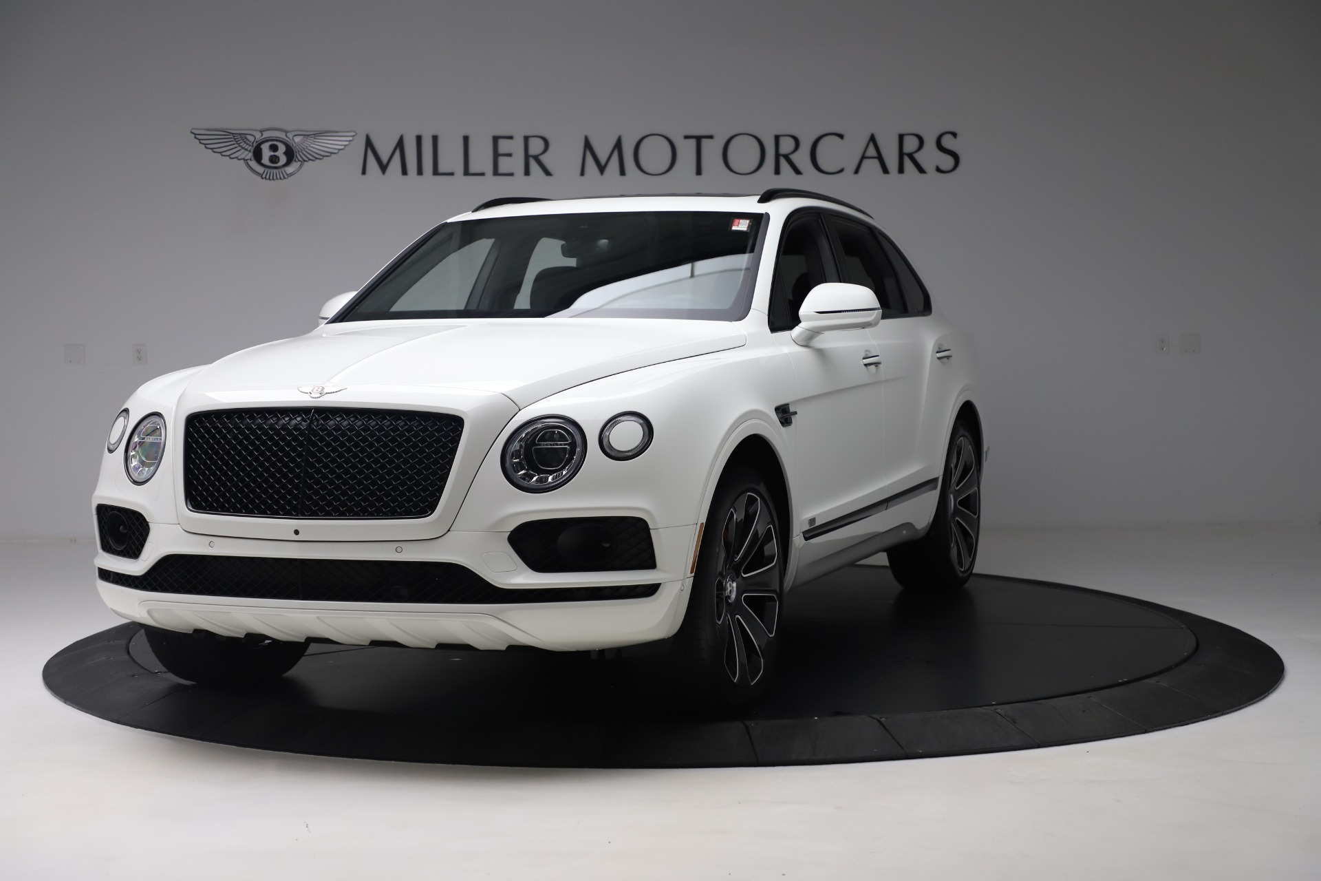 New 2020 Bentley Bentayga V8 Design Series for sale Sold at Alfa Romeo of Greenwich in Greenwich CT 06830 1