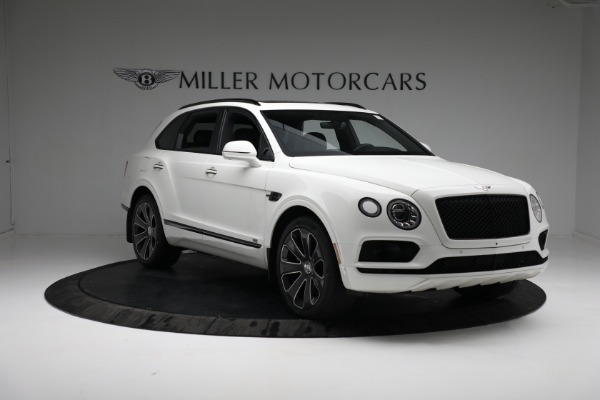 New 2020 Bentley Bentayga V8 Design Series for sale $216,860 at Alfa Romeo of Greenwich in Greenwich CT 06830 11