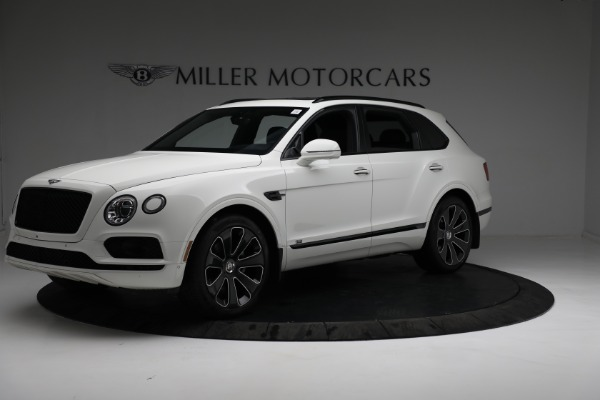 New 2020 Bentley Bentayga V8 Design Series for sale $216,860 at Alfa Romeo of Greenwich in Greenwich CT 06830 2