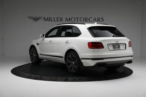 New 2020 Bentley Bentayga V8 Design Series for sale $216,860 at Alfa Romeo of Greenwich in Greenwich CT 06830 5