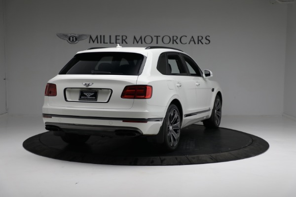 New 2020 Bentley Bentayga V8 Design Series for sale $216,860 at Alfa Romeo of Greenwich in Greenwich CT 06830 7