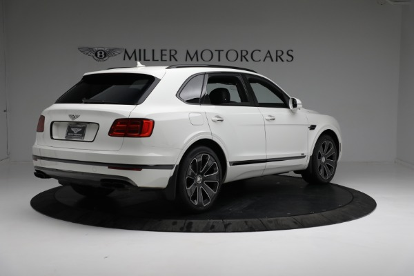 New 2020 Bentley Bentayga V8 Design Series for sale $216,860 at Alfa Romeo of Greenwich in Greenwich CT 06830 8