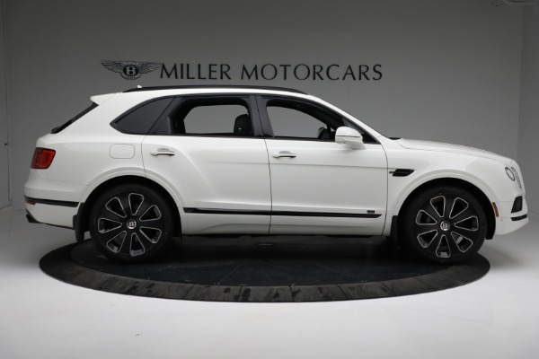 New 2020 Bentley Bentayga V8 Design Series for sale $216,860 at Alfa Romeo of Greenwich in Greenwich CT 06830 9