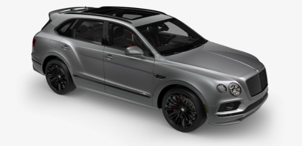 New 2020 Bentley Bentayga Speed for sale Sold at Alfa Romeo of Greenwich in Greenwich CT 06830 5