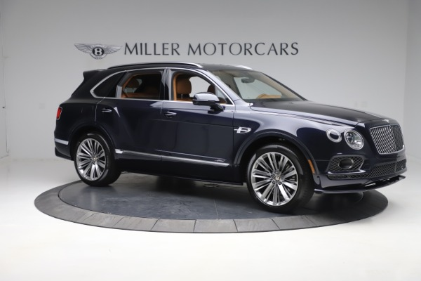 New 2020 Bentley Bentayga Speed for sale Sold at Alfa Romeo of Greenwich in Greenwich CT 06830 10