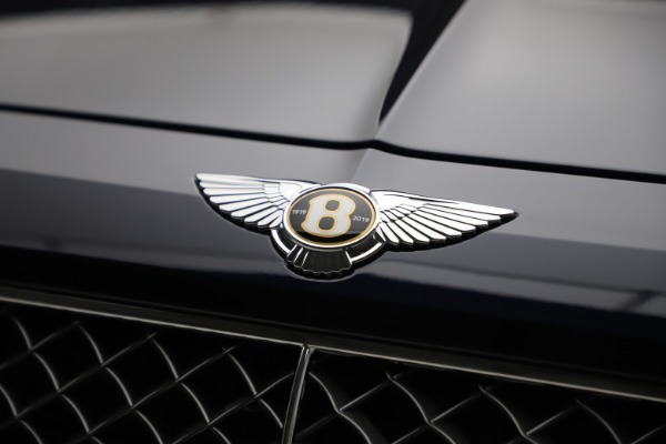 New 2020 Bentley Bentayga Speed for sale Sold at Alfa Romeo of Greenwich in Greenwich CT 06830 14