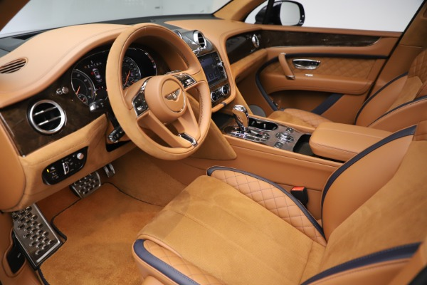 New 2020 Bentley Bentayga Speed for sale Sold at Alfa Romeo of Greenwich in Greenwich CT 06830 18