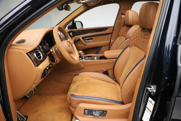 New 2020 Bentley Bentayga Speed for sale Sold at Alfa Romeo of Greenwich in Greenwich CT 06830 19