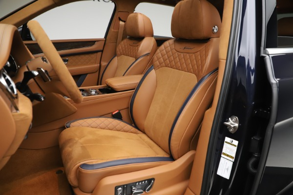 New 2020 Bentley Bentayga Speed for sale Sold at Alfa Romeo of Greenwich in Greenwich CT 06830 20