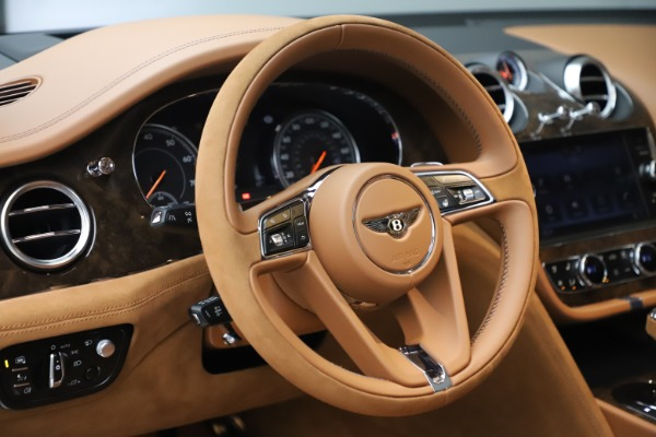 New 2020 Bentley Bentayga Speed for sale Sold at Alfa Romeo of Greenwich in Greenwich CT 06830 22