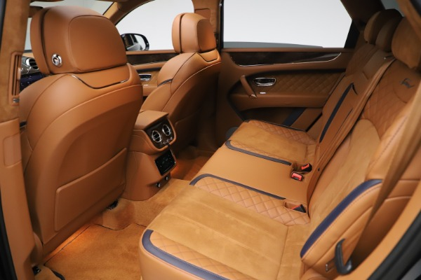 New 2020 Bentley Bentayga Speed for sale Sold at Alfa Romeo of Greenwich in Greenwich CT 06830 25