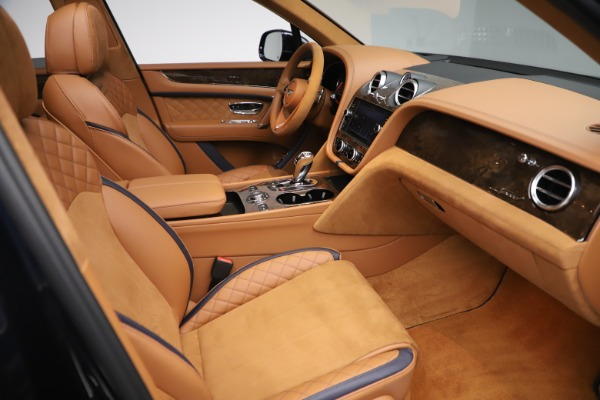 New 2020 Bentley Bentayga Speed for sale Sold at Alfa Romeo of Greenwich in Greenwich CT 06830 28