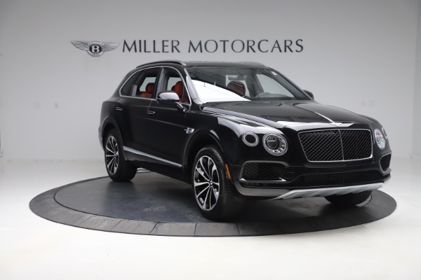 New 2020 Bentley Bentayga V8 for sale $181,250 at Alfa Romeo of Greenwich in Greenwich CT 06830 11