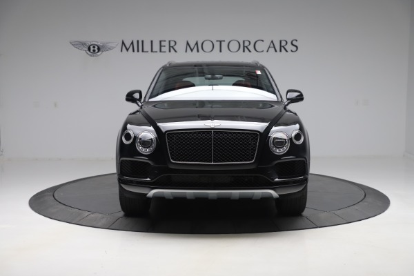New 2020 Bentley Bentayga V8 for sale $181,250 at Alfa Romeo of Greenwich in Greenwich CT 06830 12