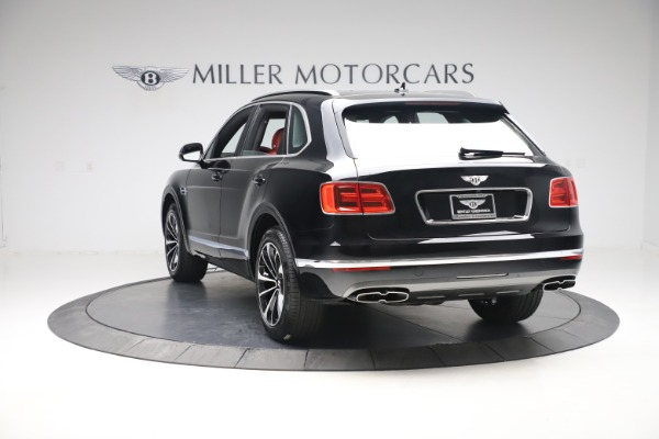 New 2020 Bentley Bentayga V8 for sale $181,250 at Alfa Romeo of Greenwich in Greenwich CT 06830 5