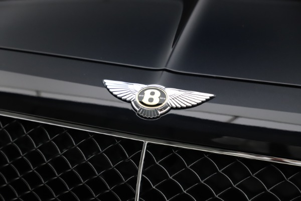 New 2020 Bentley Bentayga V8 for sale Sold at Alfa Romeo of Greenwich in Greenwich CT 06830 13