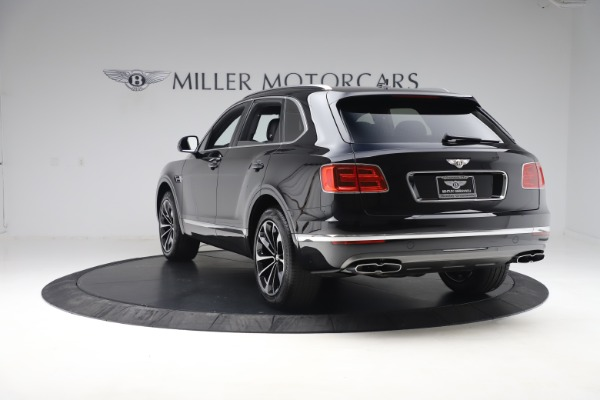 New 2020 Bentley Bentayga V8 for sale Sold at Alfa Romeo of Greenwich in Greenwich CT 06830 5