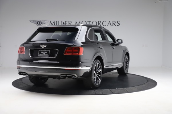 New 2020 Bentley Bentayga V8 for sale Sold at Alfa Romeo of Greenwich in Greenwich CT 06830 7